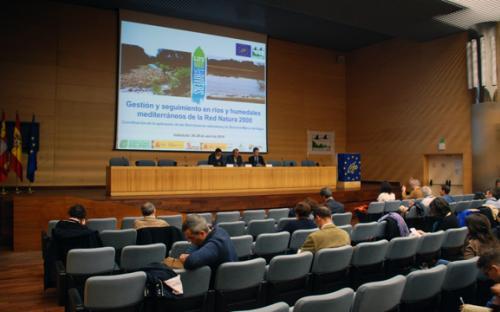 Apertura y presentación del seminario.