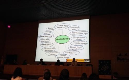 Sesión 2. Gestión y conservación de ríos.
