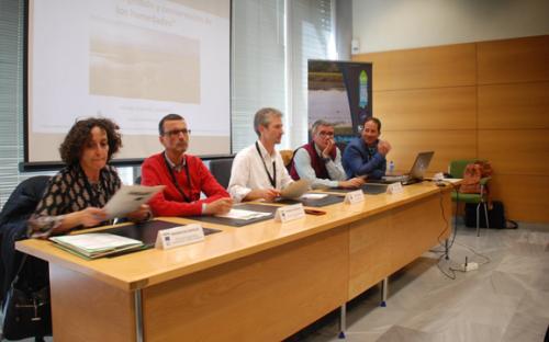 Sesión 2. Gestión y conservación de humedales.