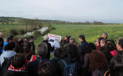 Visita de campo: Río Sequillo (Zamora)
