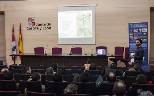 Jornada formativa realizada en Burgos.